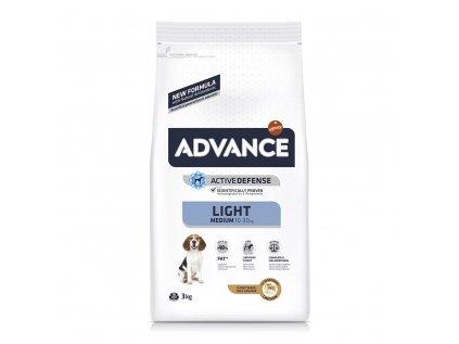ADVANCE DOG MEDIUM Light 12kg