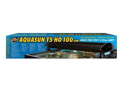 "ZooMed kryt AquaSun T5 """"High Output"""" 2x39W/100cm"""