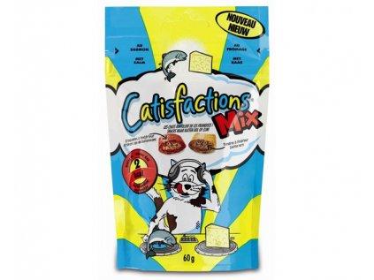 Dreamies losos a sýr pro kočky 60 g