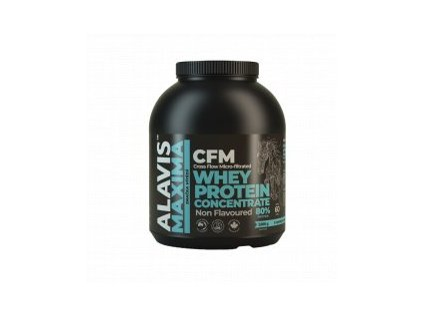 Alavis Maxima Whey protein concentrate Syrovátkový protein 80% 2200g