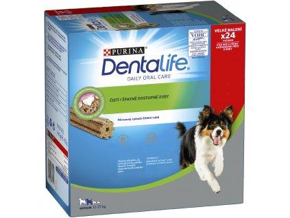 Dentalife Medium Multipack 24 tyčinek