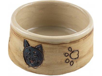 Miska keramická pro kočky malá