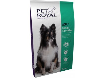 Pet Royal Adult Senior Sensitive 15,5 kg