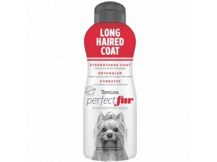 Tropiclean šampon na dlouhou srst pro psy 473 ml
