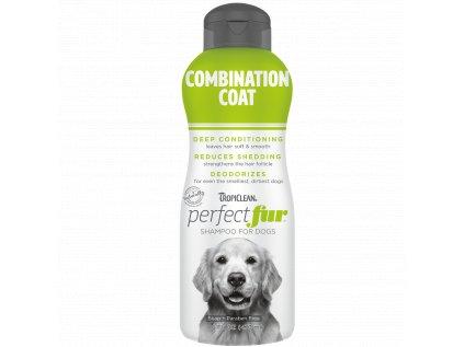 Tropiclean šampon na kombinovanou srst pro psy 473ml