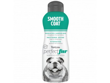 Tropiclean šampon na perfektně hladkou srst pro psy 473 ml