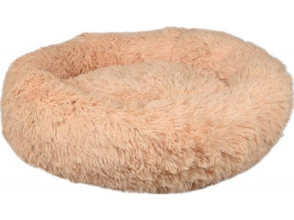 Flamingo chlupatý pelech krémová 50cm