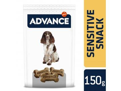 Advance pamlsky pro psy s citlivým zažíváním 150g