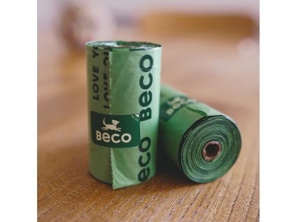 BecoBags, EKO sáčky 1 rolka po 15ks