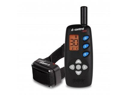 Elektronický výcvikový obojek d-control 600