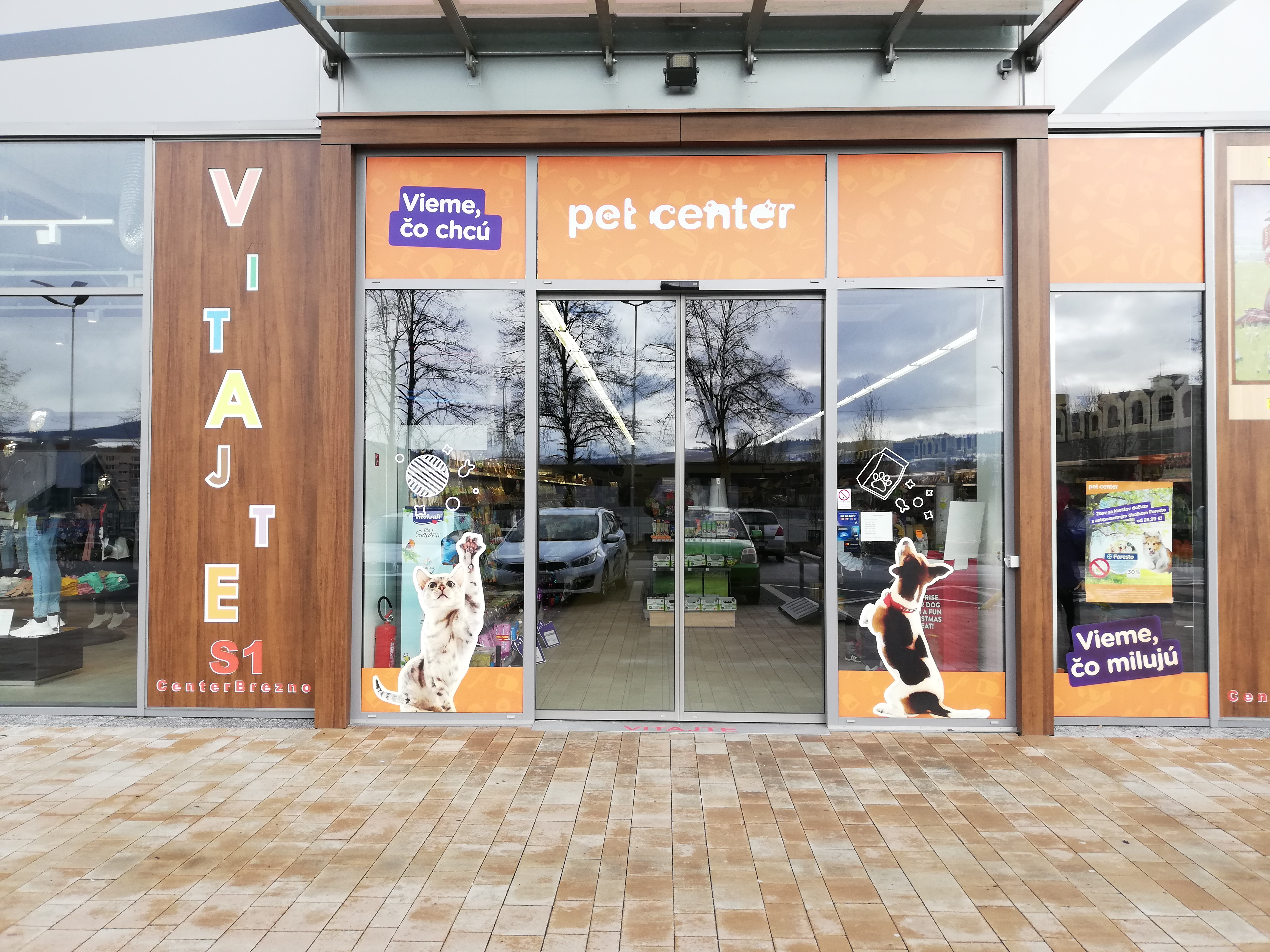 Pet Center Brezno