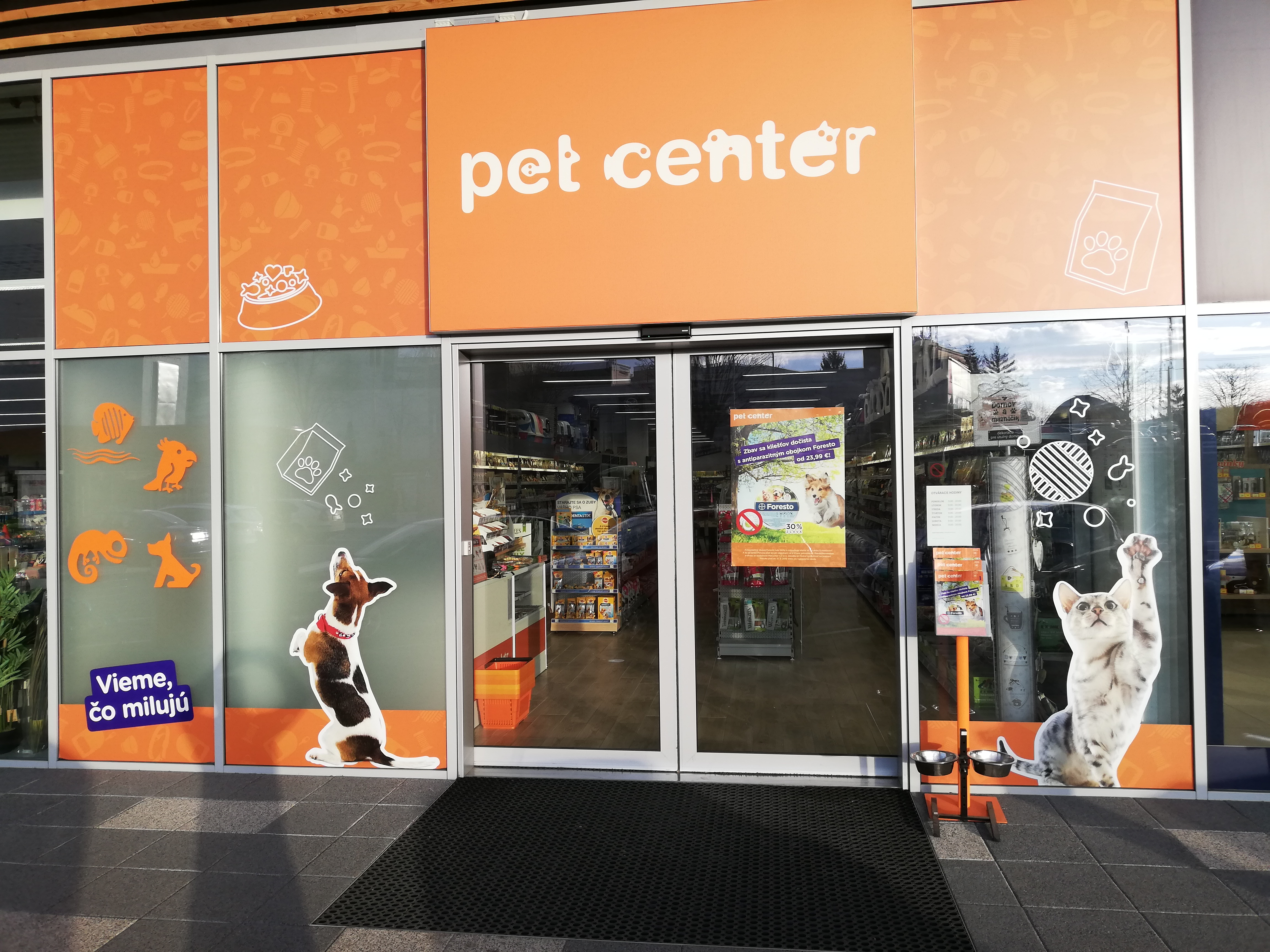 Pet Center Prešov Solivaria