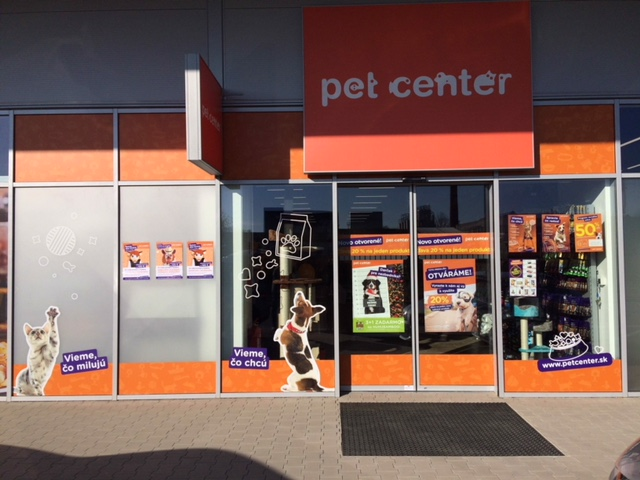 Pet Center City Park Rovinka