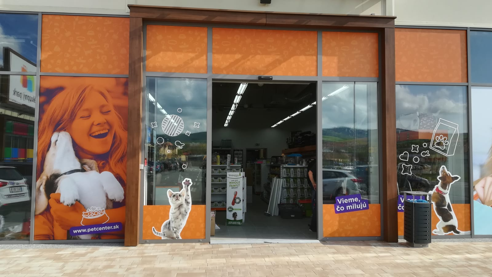 Pet Center Levoča Lídl