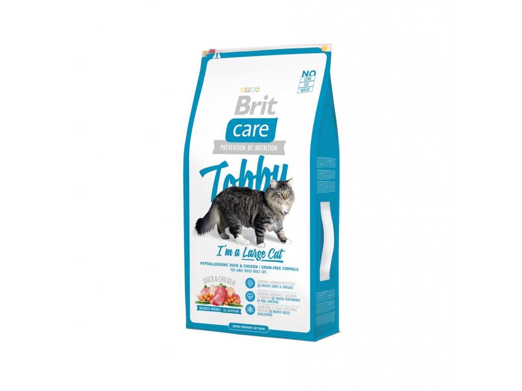11025 brit care cat tobby i m a large cat 7kg