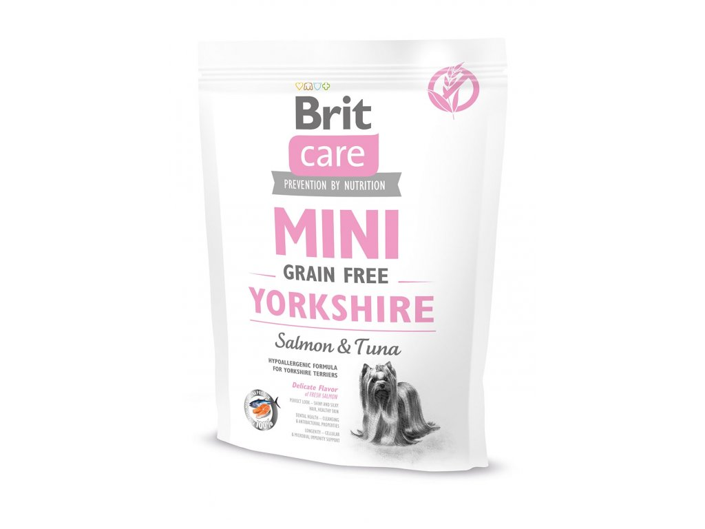 11538 brit care mini grain free yorkshire 400g