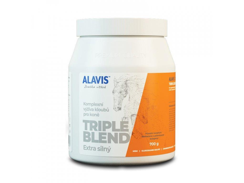 11916 alavis triple blend extra silny 700g