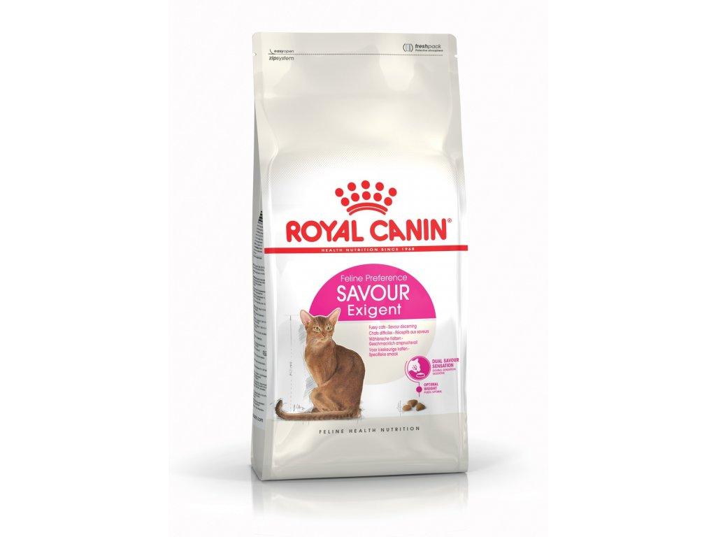 1302 royal canin exigent savour 2 kg