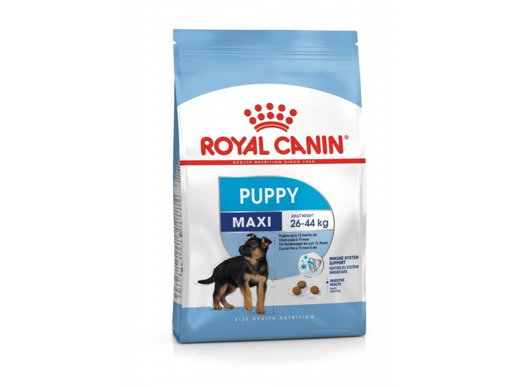 240 royal canin maxi puppy 15 kg