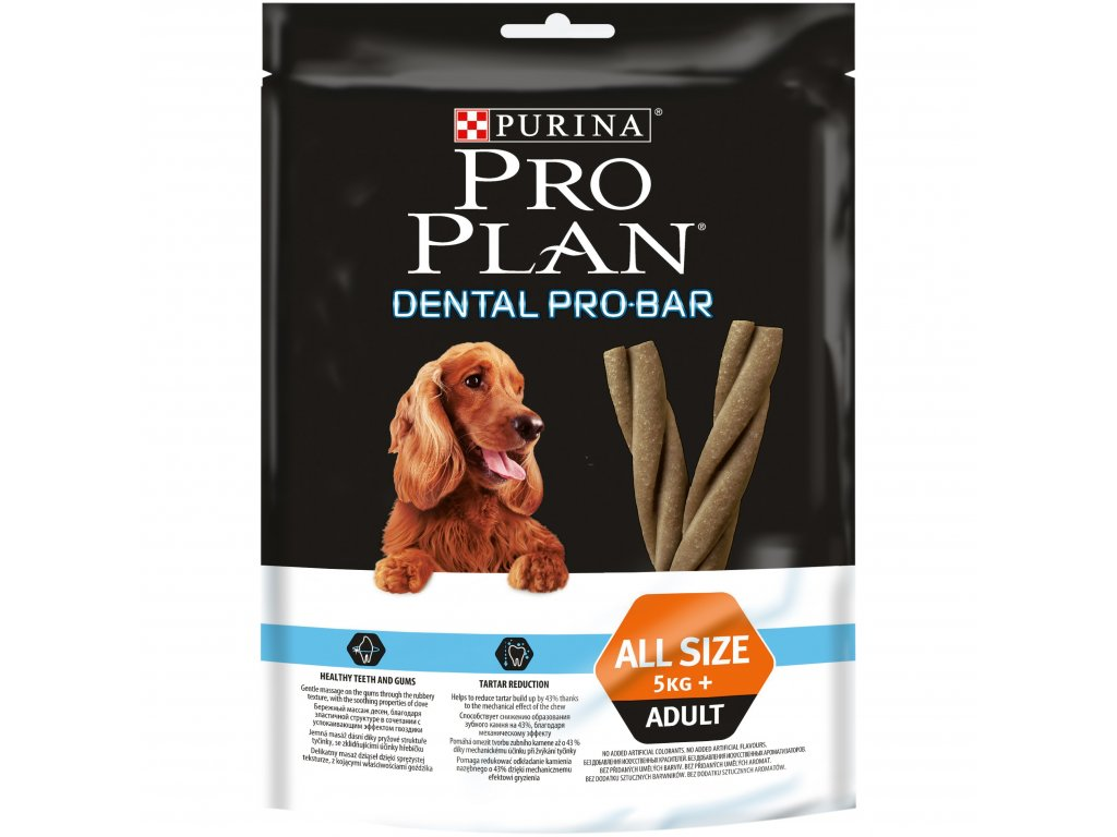 1389 pro plan dental probar dog 150g