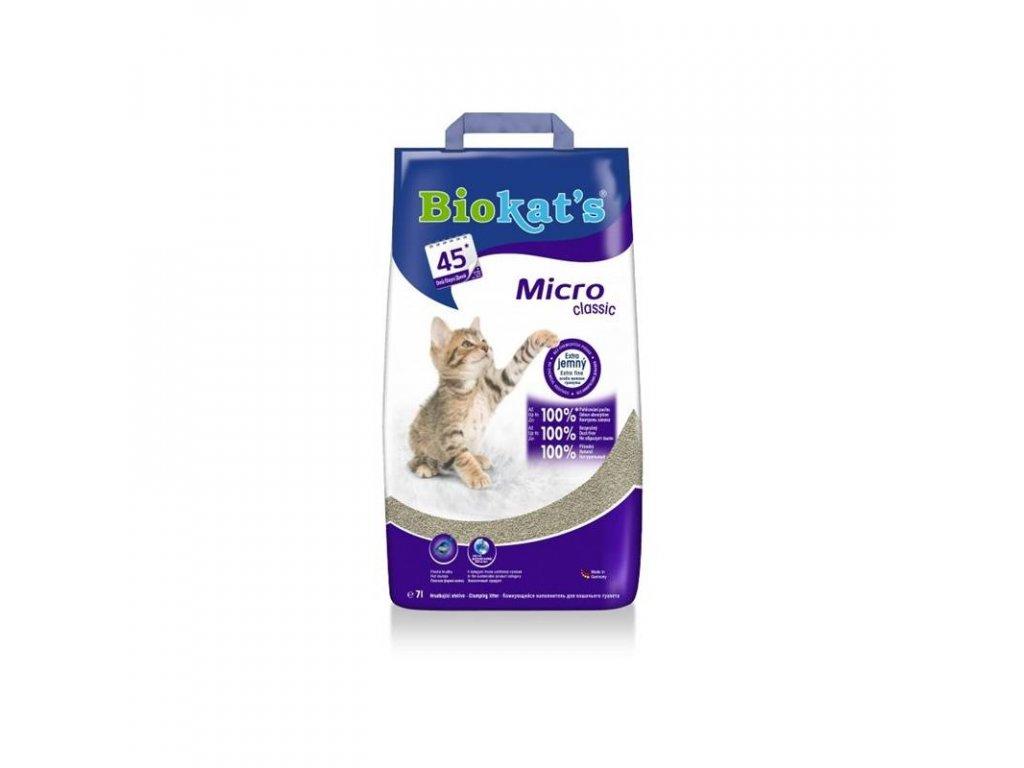 Biokat's Micro podstielka 7l