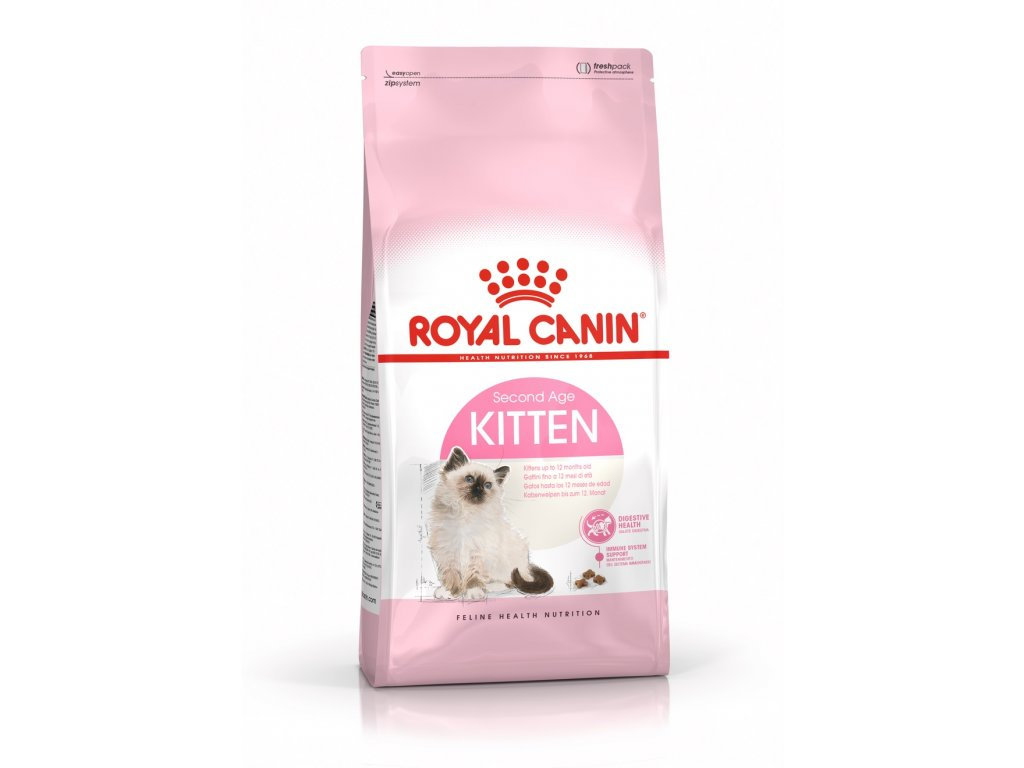 255 royal canin kitten 400 g