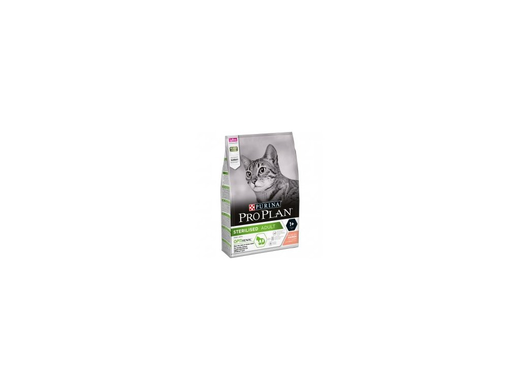 PRO PLAN CAT STERILISED losos 3kg