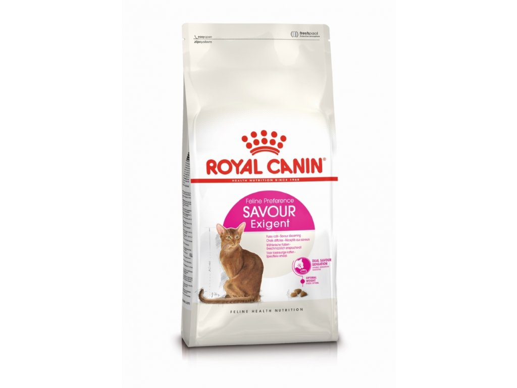 1608 royal canin exigent savour 400 g