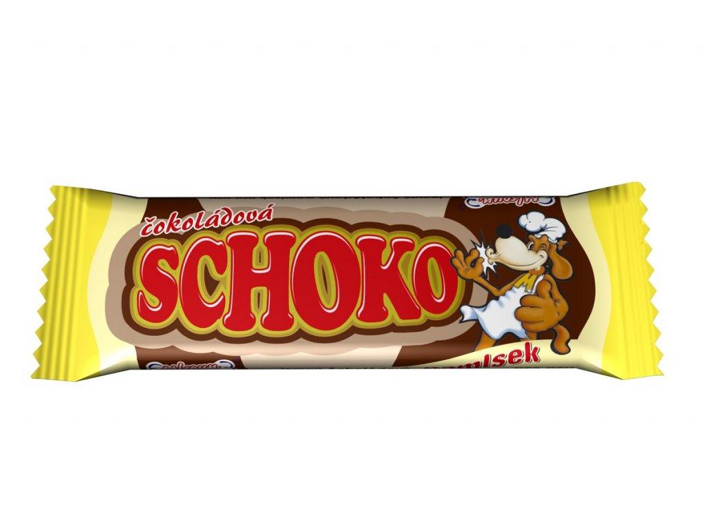 1635 mlsoun schoko cokoladova 30g