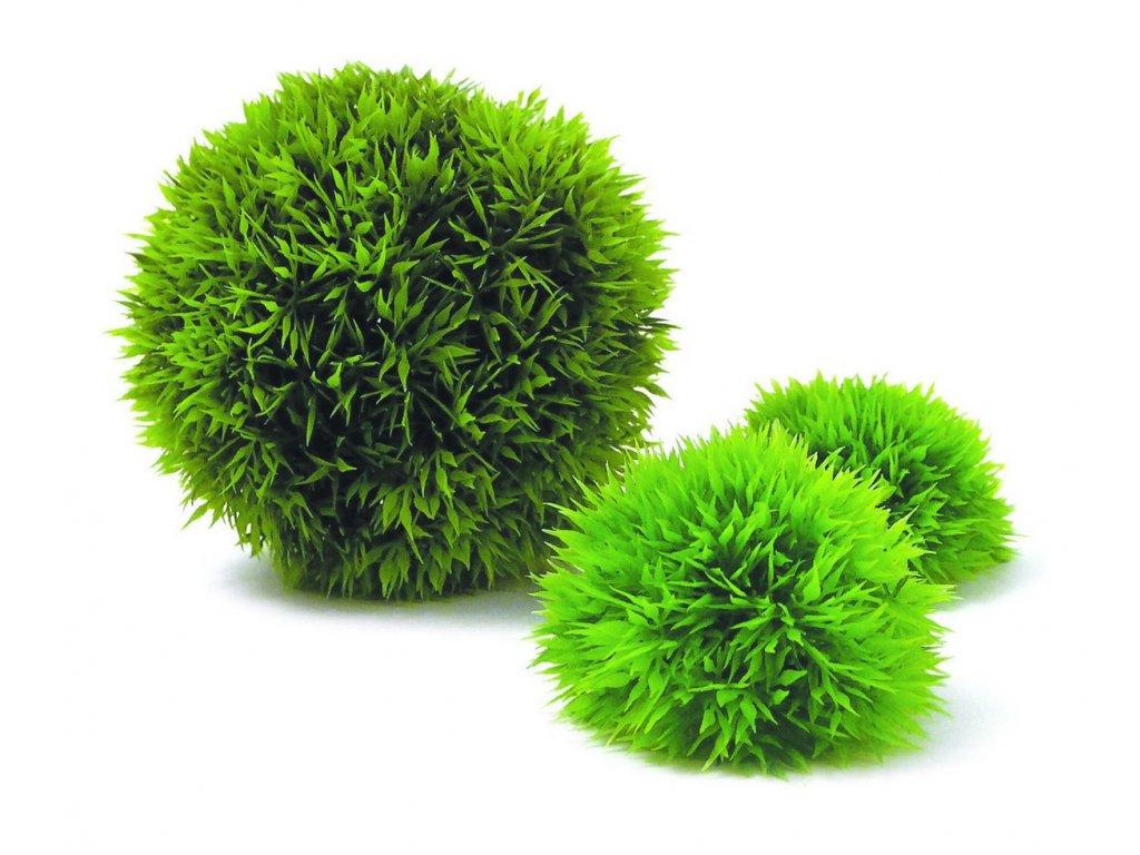 2058 biorb akvarijni dekorace zelene koule 3ks