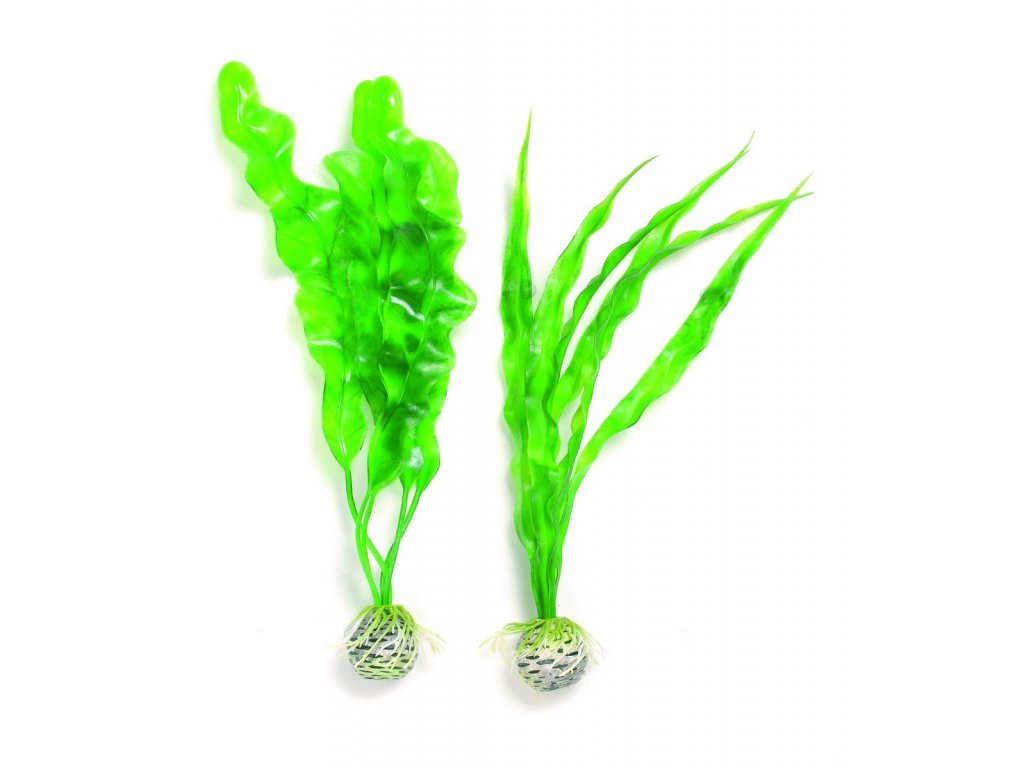 2061 biorb dekorace do akvarii rostliny zelene stredni