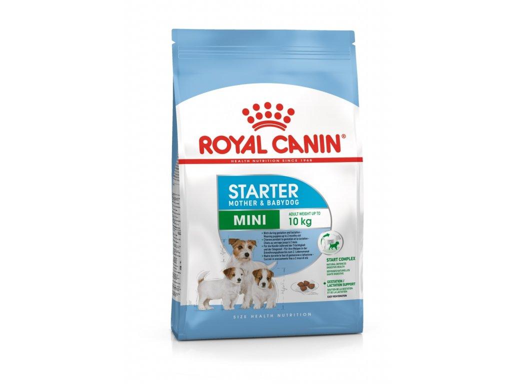 2250 royal canin mini starter 1 kg