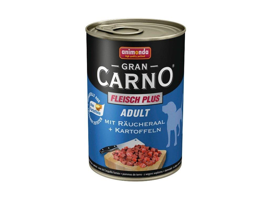 2745 animonda grancarno adult konzerva pro psy uzeny uhor brambory 800g