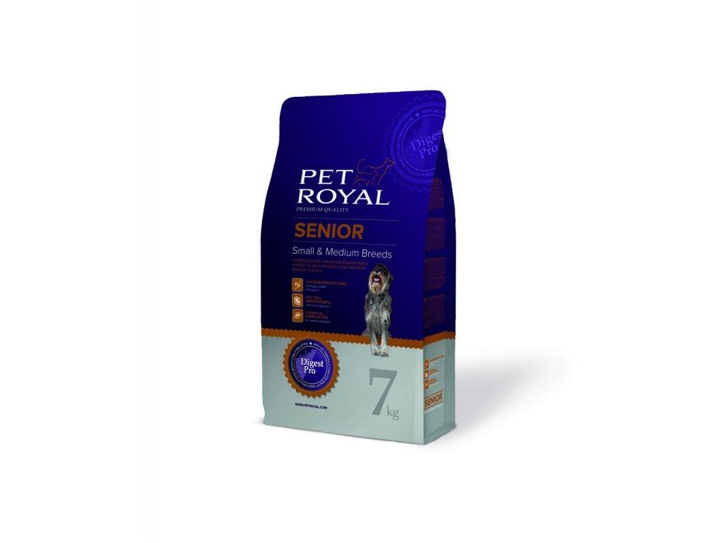 2922 pet royal senior dog small medium breeds 7kg