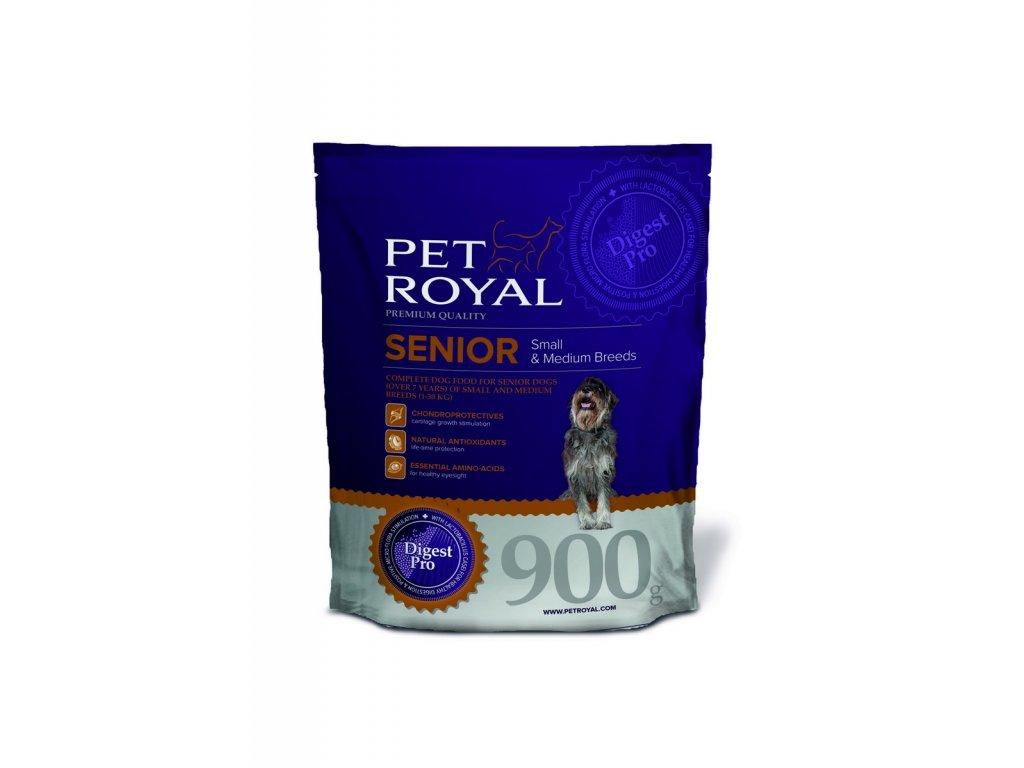 2928 pet royal senior dog small medium breeds 0 9kg