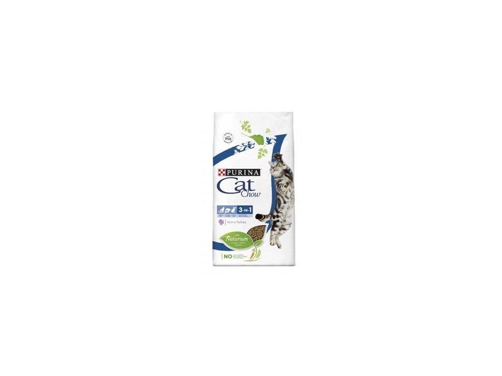 CAT CHOW Feline 3in1 1,5kg