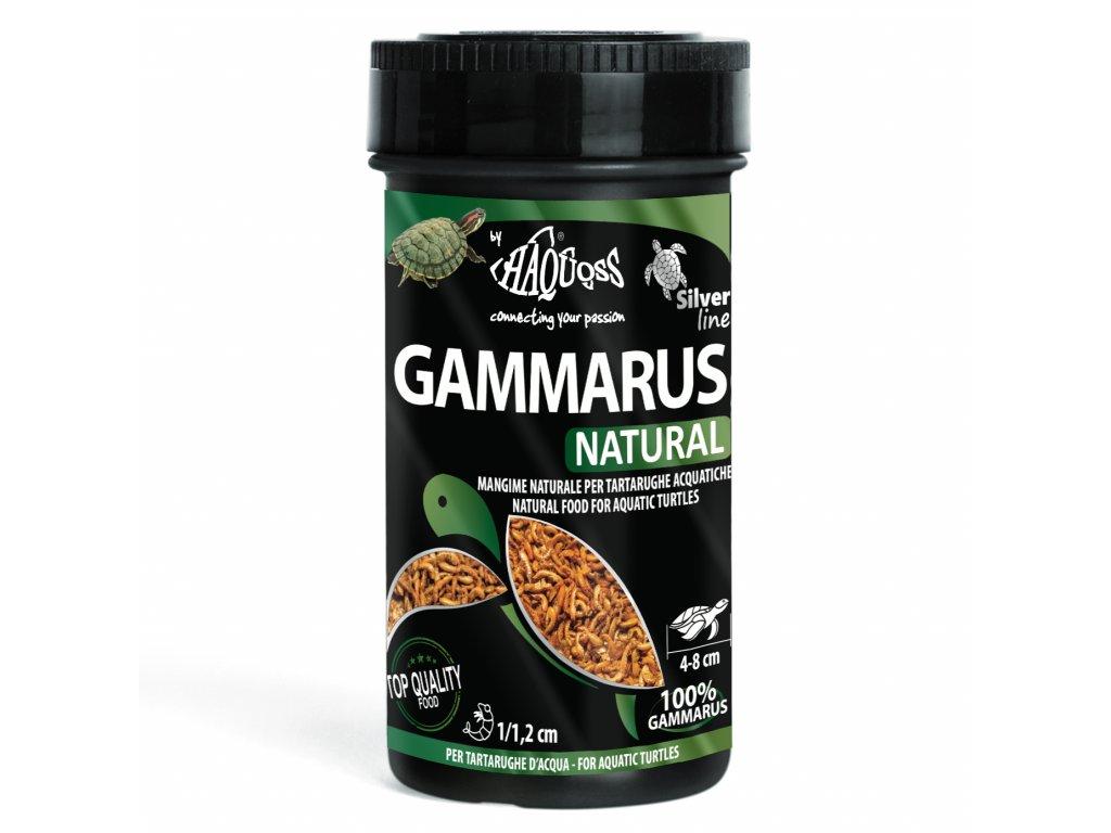 3114 haquoss gammarus krmivo pro zelvy 250ml