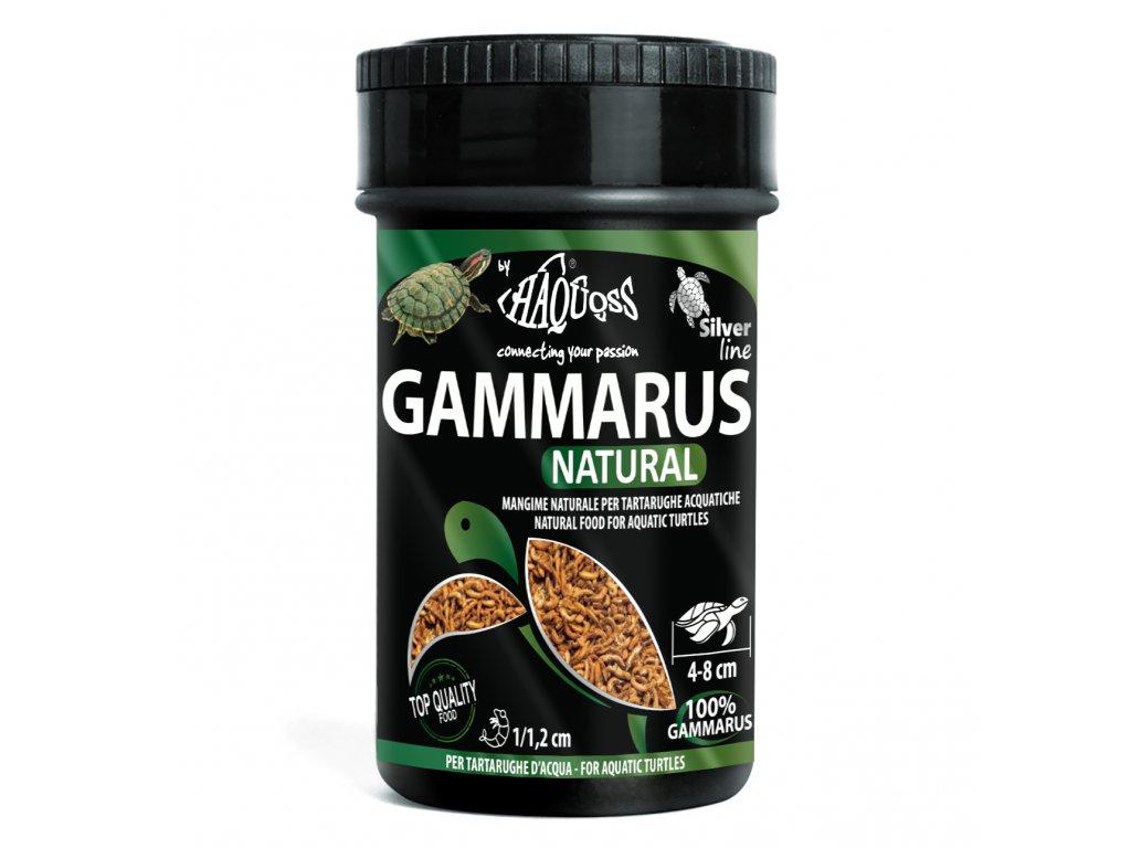 3153 haquoss gammarus krmivo pro zelvy 100ml