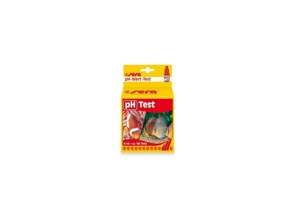 426 sera test ph akvarijni vody ph test 15ml