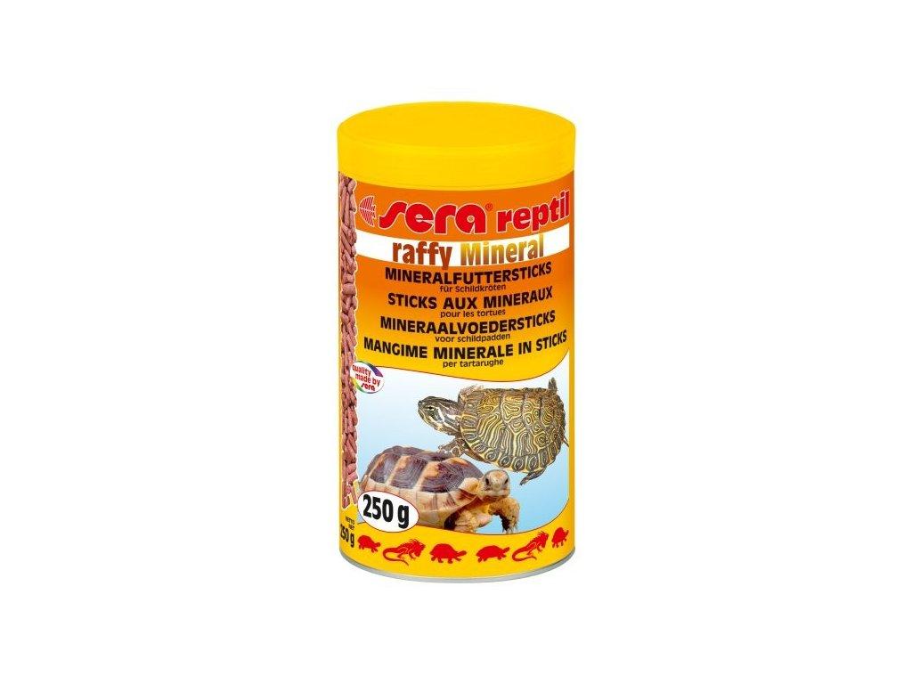 498 sera krmivo pro masozrave plazy raffy mineral 1000ml