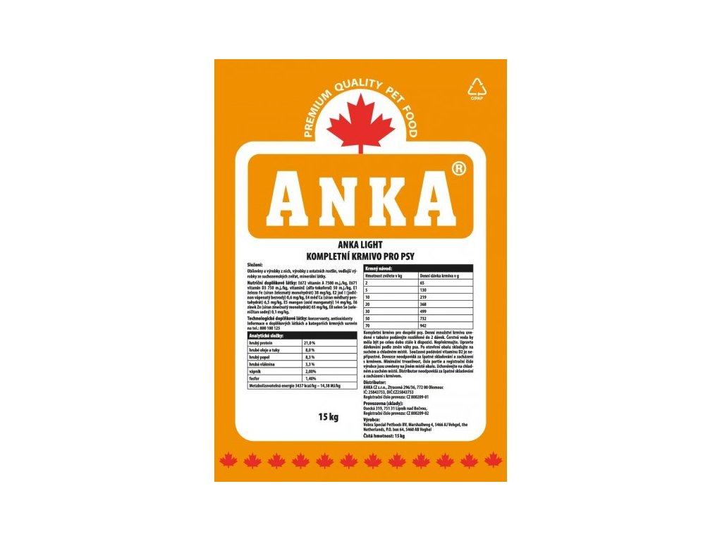 4014 anka light 15kg
