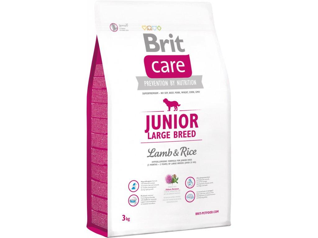 Brit Care Junior LB Lamb & Rice 3kg