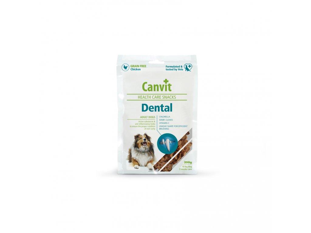 4449 canvit snack dental pro psy 200g