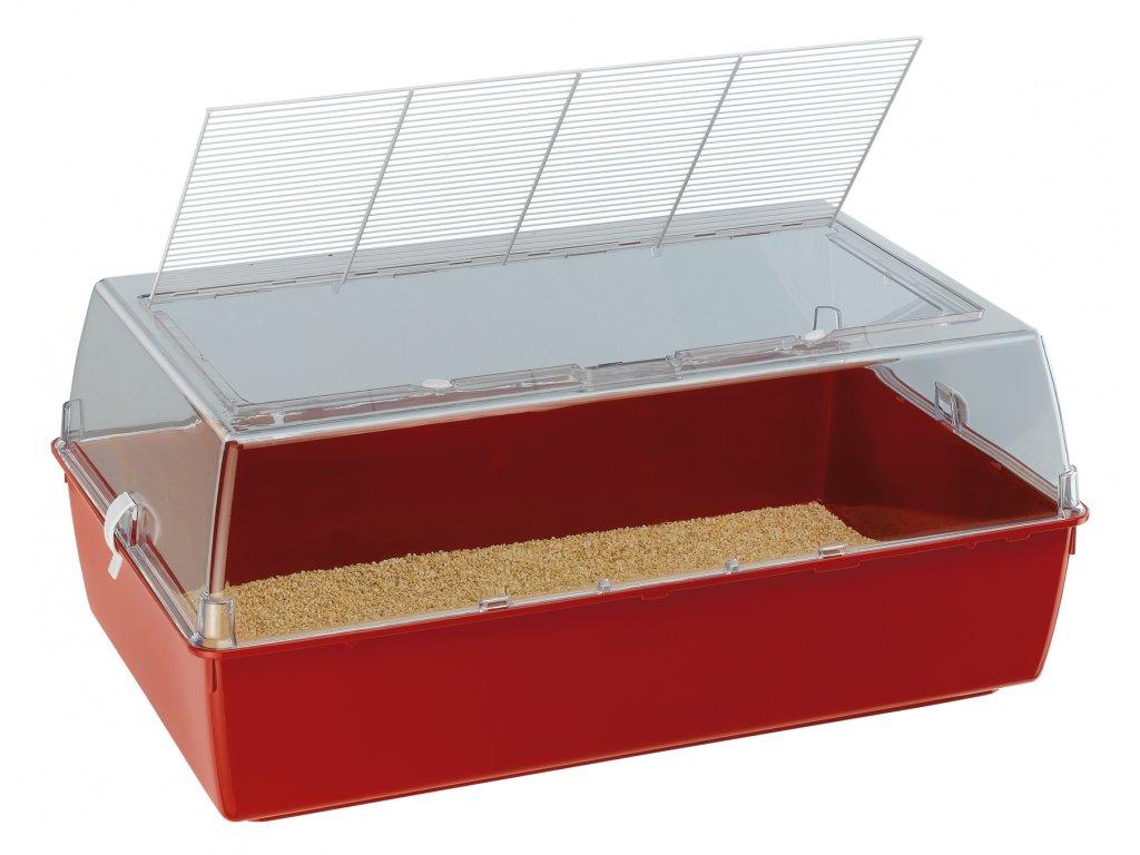 4536 ferplast plastova prepravka pro male zivocichy duna multy