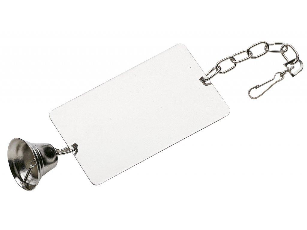 4854 kovove zrcatko ferplast