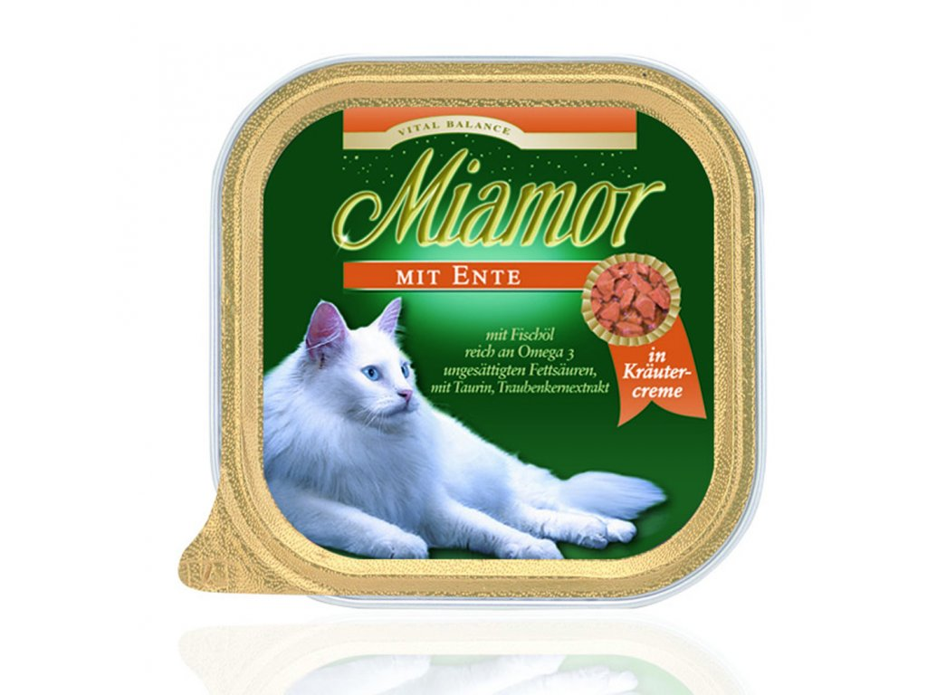 5556 finnern miamor milde mahlzeit kousky kachny v omacce 100g