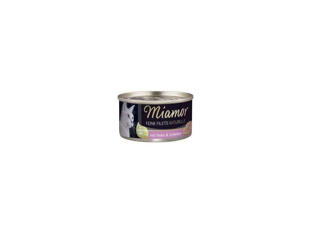 5574 konzerva miamor feine filets kure sunka v omacce 80g