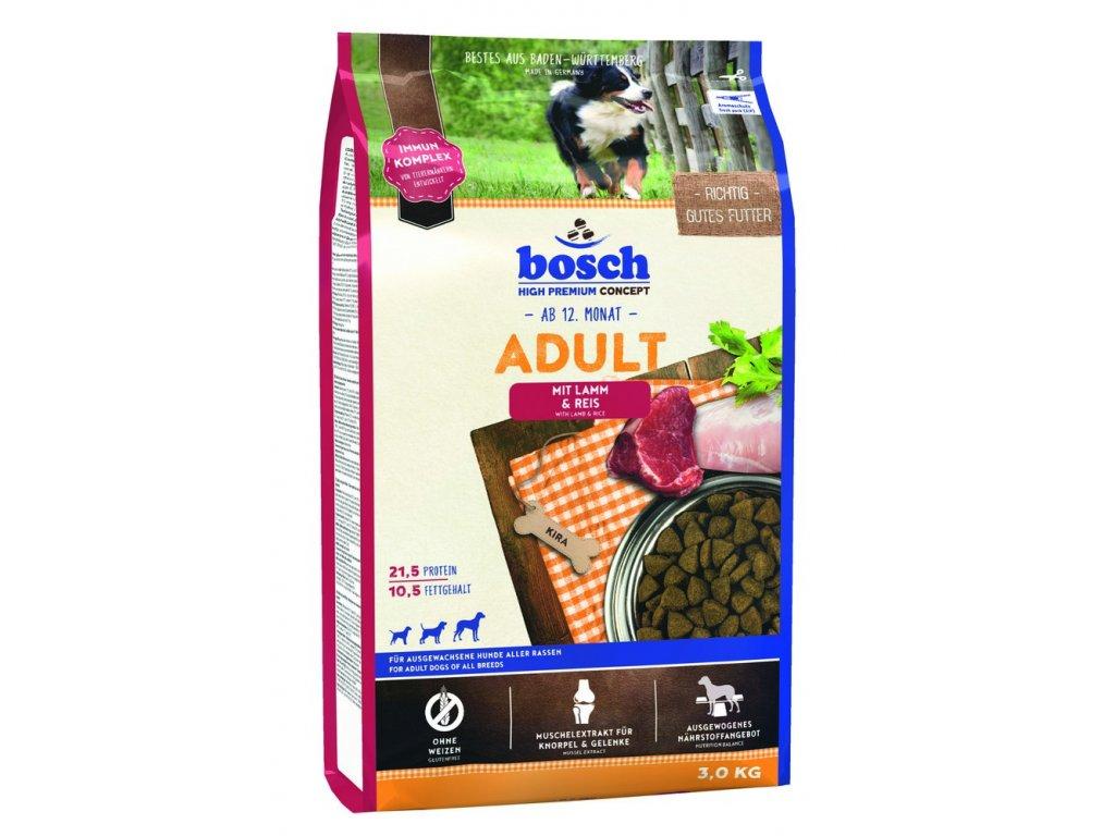 5607 bosch hpc adult lamb rice 3kg