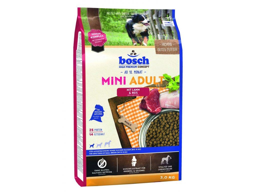 5619 bosch hpc mini adult lamb rice 3kg