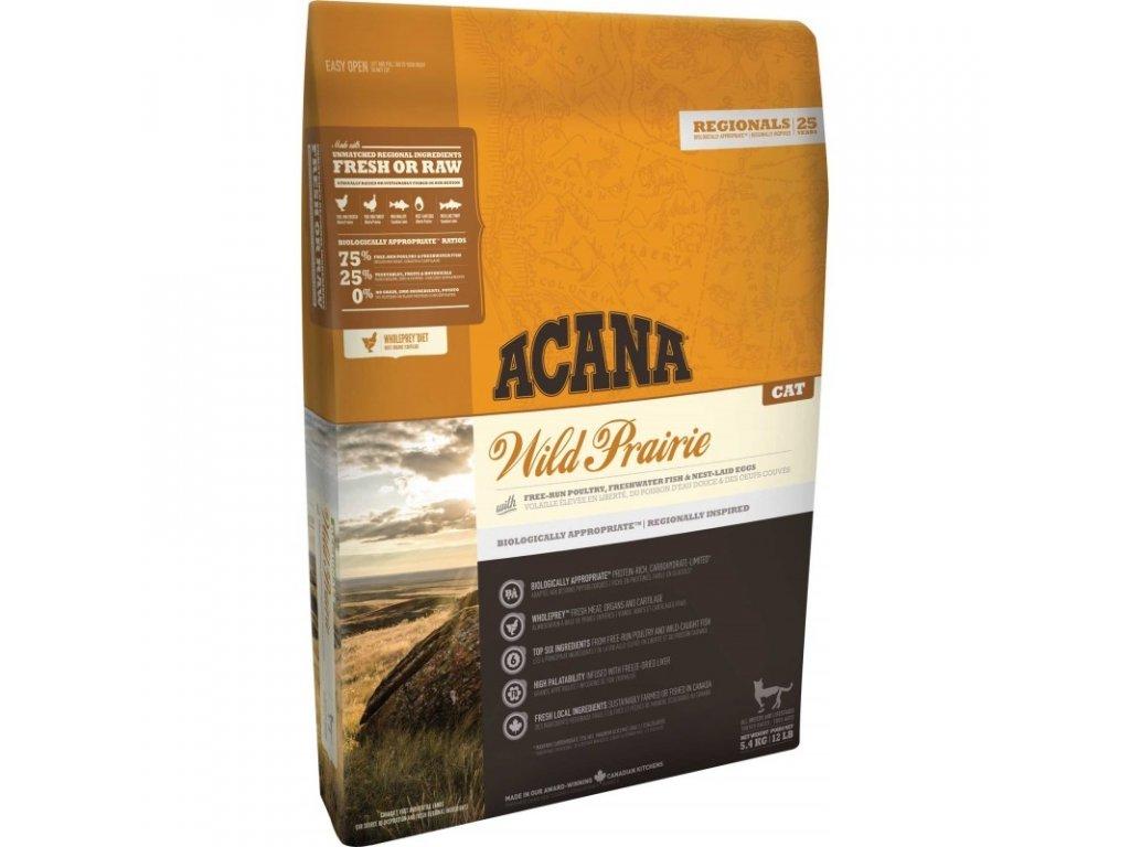 5880 acana regionals wild prairie cat 340g